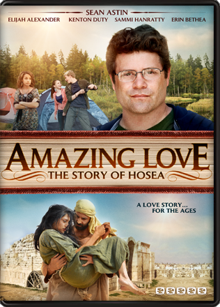 Amazing Love Movie DVD